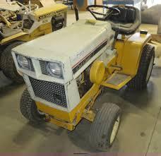 international 129 cub cadet garden tractor item bm9957 s
