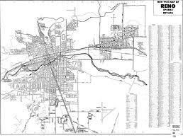 Reno Zip Code Map by Reno Map Of Hotels Reno Map Reno Map Of Hotels