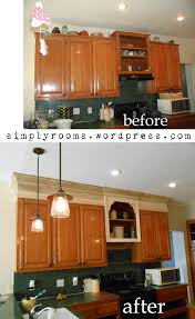Upper Kitchen Cabinet Ideas Project Making An Upper Wall Cabinet Taller Kitchen Simply
