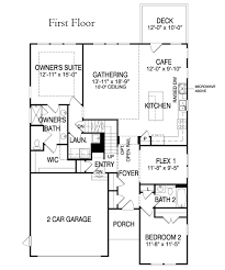abbeyville with loft new home plan plymouth ma pulte homes