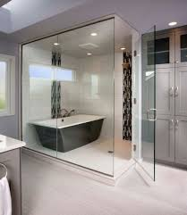 freestanding bath with shower screen mobroi com freestanding tub in corner aliyah acrylic corner tubaliyah