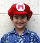 Super Mario Hat Kids and Adult