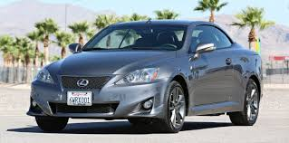 new lexus sports car 2014 price road test review 2014 lexus is250c f sport is top down