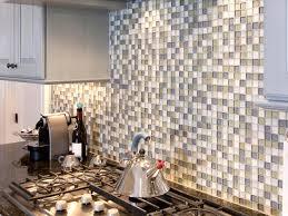 kitchen white glass backsplash kitchen tile mosaic ideas blue