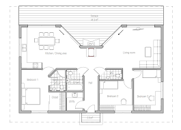 Small 3 Bedroom House Floor Plans by House Plans For Small Homes Tiny House Floor Plans At Dwg