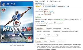 how can i find what amazon will have on sale for black friday update madden 16 is only 25 on amazon today u2013 crossing broad
