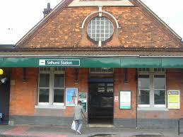 Selhurst railway station