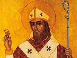 """""""Foi Sempre privilégio da Igreja, Vencer quando é ferida, Progredir quando é abandonada, e Crescer em ciência quando é atacada."""" (Santo Hilario de Potiers, Dr. da Igreja)."""