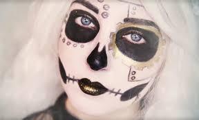 how to do sugar skull makeup you mugeek vidalondon