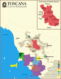 Tuscany Map The World Of Wine Review Unit 4 U2013 Day 3 Tuscany