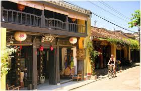 Anciennes rues Hoi An