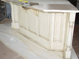 Antiqued Kitchen Cabinets Make Distressed White Kitchen Cabinets Onixmedia Kitchen Design