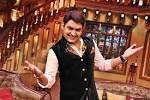 Comic virtuoso Kapil Sharma set turns to ashes : SKJBollywood News skjbollywoodnews.com