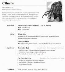 General Sample Resume General Resume Sample Resume Examples Templates Restaurant
