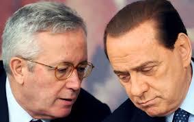 """Berlusconi su Tremonti: """"E' intelligente, ha un carattere difficile.. meglio di lui ce ne è uno solo in Italia che è il sottoscritto"""""""