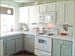 Painting Kitchen Cabinets Two Different Colors How To Paint Your Kitchen Cabinets To Look As Good As New Youtube