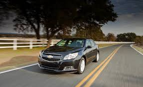 2013 chevrolet malibu eco first drive u2013 review u2013 car and driver