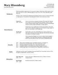 Business Development Resume Samples   VisualCV Resume Samples Database