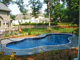 small backyard pool landscaping ideas bev beverly idolza