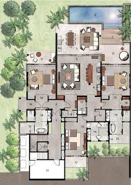 Floor Planners by Los Cabos Luxury Villas Floor Plans Chileno Bay Resort U0026 Residences
