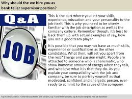 Bank Teller Resumes     bank teller resume no experience job and