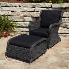 Best Wicker Patio Furniture Outdoor Patio Furniture Ottomans Aluminum Outdoor Patio Furniture