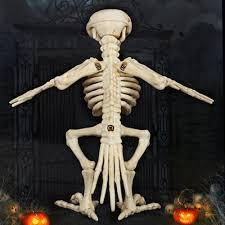 halloween decorations skeletons aliexpress com buy 2016 sale skeleton raven100 plastic
