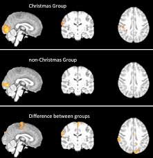 how to write the background of a research paper evidence of a christmas spirit network in the brain functional figure2