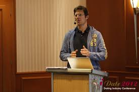 ONLINE DATING AND DATING INDUSTRY CONFERENCE   Photos from     Henning Weichers  CEO of Metaflake de  at the September