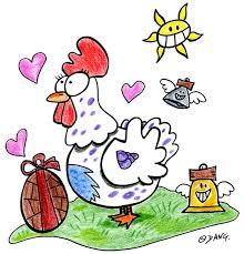 Pour Pâques, offrez des poules dans ACTUALITE