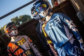motocross jersey design your own dirt bike magazine fant files 2018 fox gear launch