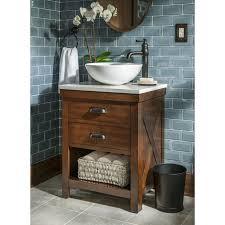 Best  Vessel Sink Vanity Ideas On Pinterest Small Vessel - Height of bathroom vanity for vessel sink
