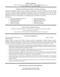 Resume Format For Teachers Job by 10 Best Middle English Teacher Resume Builder Images On