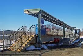 Waterbury station