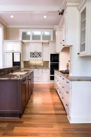 Off White Kitchen Cabinets With Black Countertops 40 Inviting Contemporary Custom Kitchen Designs U0026 Layouts