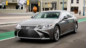 lexus vehicle prices 2018 lexus ls luxury sedan 10 things to know about the new car