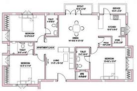 1600 sq ft 3 bhk 3t apartment for sale in navtoj builders stone