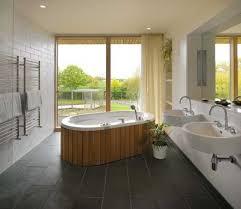 Elegant Modern Bathroom Design Blending Japanese Minimalist Style - Japanese bathroom design
