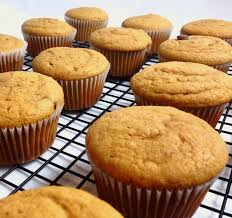 outside of the breadbox recipe pumpkin cupcakes with cream