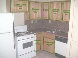 Kitchen Wall Organization Ideas Organizing Small Kitchen Cabinets Storage Ideas Small
