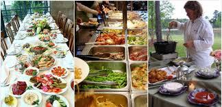 Wedding Reception Buffet Menu Ideas by Southern Comfort Food Buffet For Weddings Sit Down Dinner