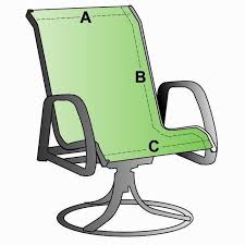 Replacement Patio Chair Slings by Top Patio Furniture Replacement Slings Architecture Gallery