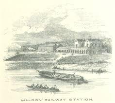 Maldon East and Heybridge railway station