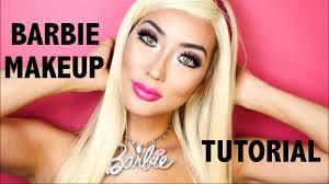 Halloween Barbie Makeup by Barbie Makeup Tutorial Arika Sato Youtube
