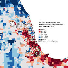 Crime Map By Zip Code by How Chicago Is Making More Zip Codes Accessible To Low Income