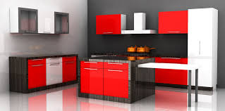 Modular Kitchen Cabinets by Good Looking Modular Kitchen Design Ideas With White Brown Colors