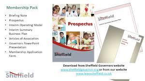 Membership Pack Briefing Note Prospectus Interim Operating Model