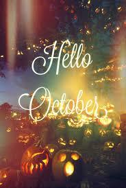 hallow october pure halloween pinterest hello october