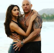 This passionate picture of Deepika Padukone and Vin Diesel might     Bollywood Life This passionate picture of Deepika Padukone and Vin Diesel might make Ranveer Singh really jealous