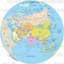 Map Of Asia by Map Of Asia Maps Pinterest Asia
